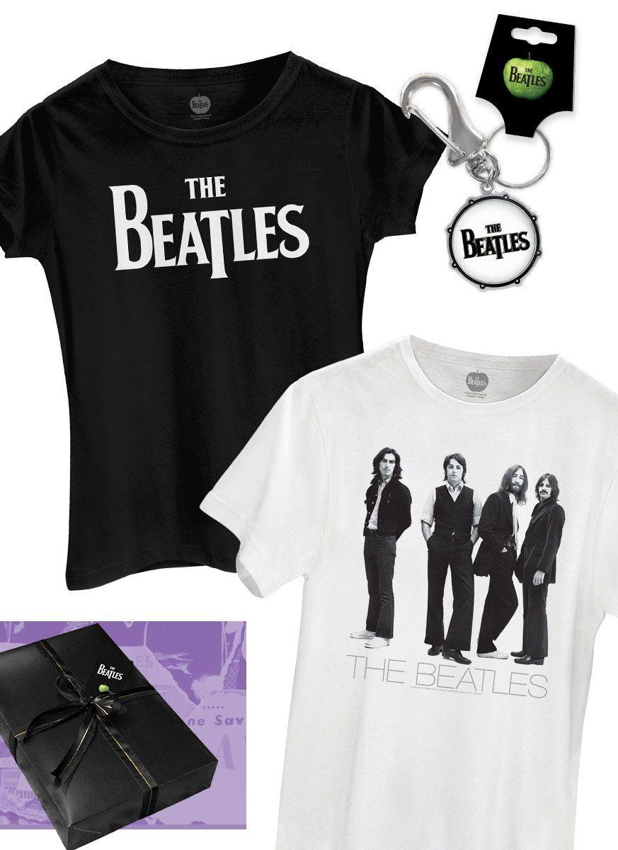 Combo Presente The Beatles Beatlemaníaca
