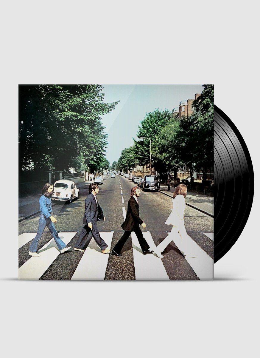 LP The Beatles - Abbey Road