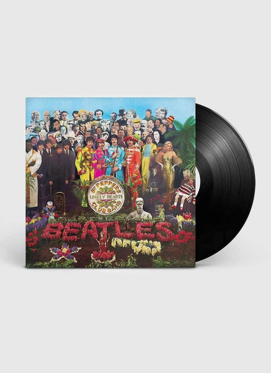LP The Beatles - Sgt. Pepperss Lonely Hearts Club Band
