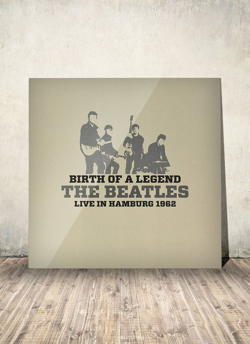 LP The Beatles Birth Of A Legend Live In Hamburg 1962