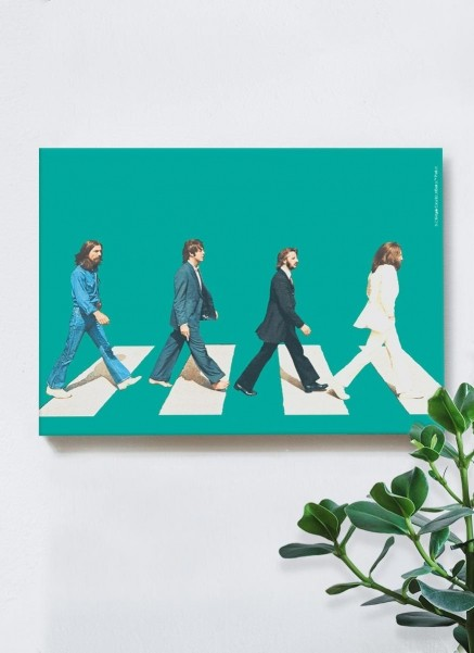 Quadro The Beatles Abbey Road