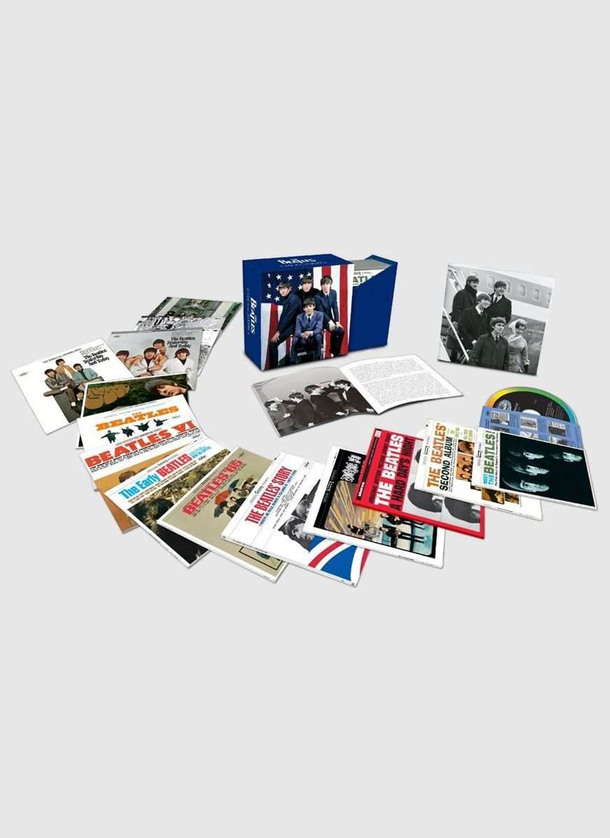 The Beatles The U.S. Albums Box Set