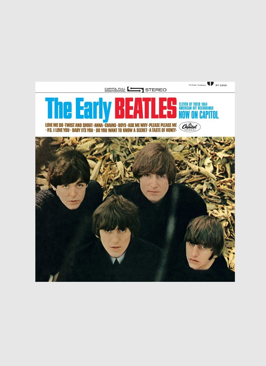 CD The Beatles - The Early Beatles