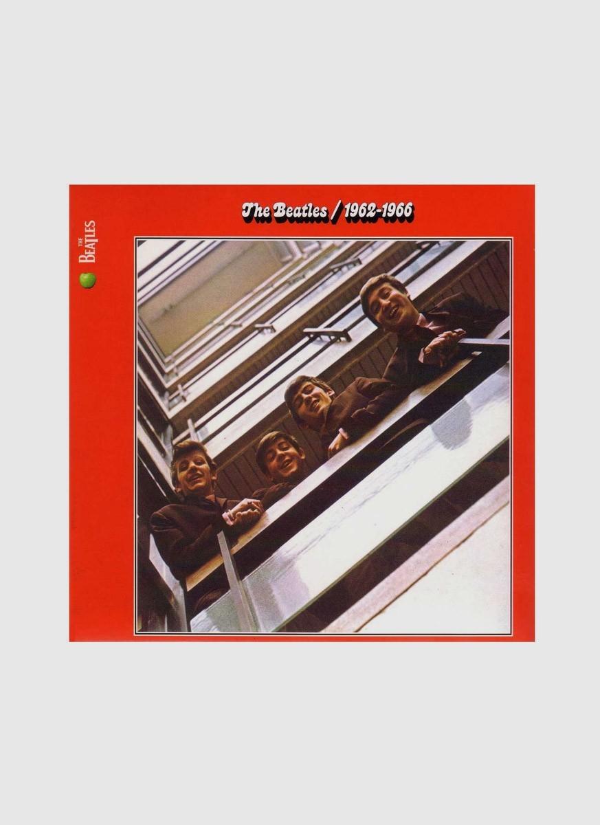 CD The Beatles - 1962-1966