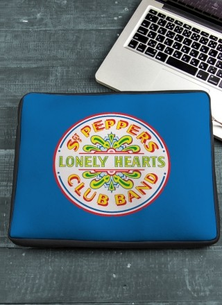 Capa Para Notebook The Beatles - Sgt. Peppers Club Band And The Lonely Hearts