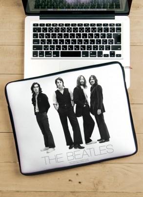 Capa Para Notebook The Beatles Anos 70