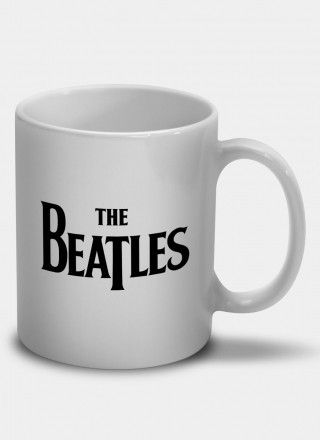Caneca The Beatles Umbrella Colors