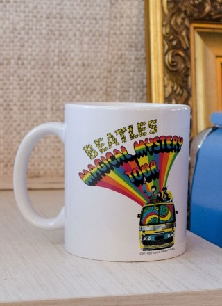Caneca The Beatles Magical Mystery Tour
