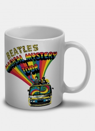 Caneca The Beatles - Magical Mistery Tour