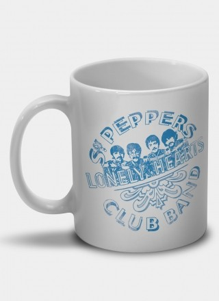 Caneca The Beatles - Sgt. Peppers