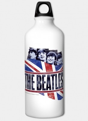 Squeeze The Beatles - England Flag