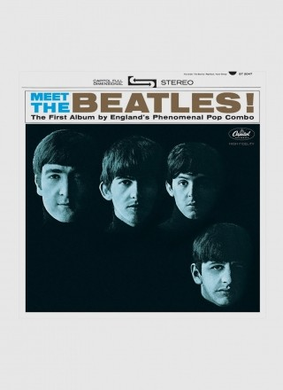 CD The Beatles - Meet The Beatles