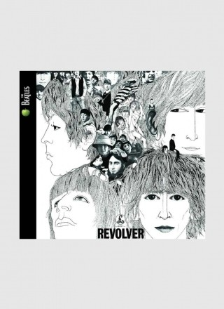 CD The Beatles - Revolver USA Version