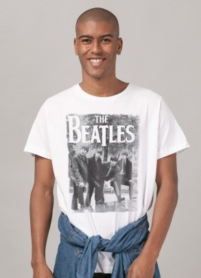 Camiseta The Beatles Hey What´s That