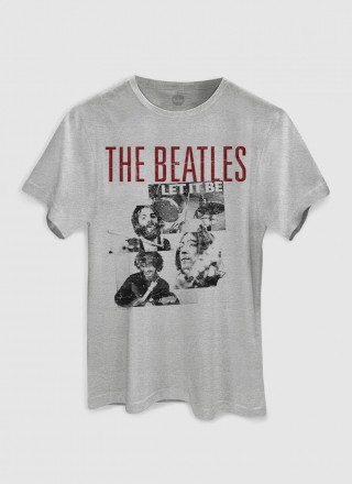 Camiseta Masculina The Beatles A Hard Day´s Night