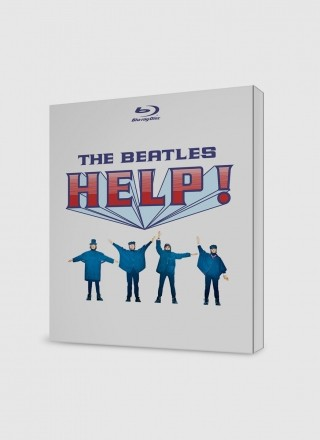 Blu-ray The Beatles Help!