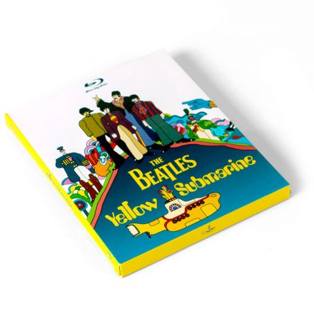 Blu-ray The Beatles Yellow Submarine