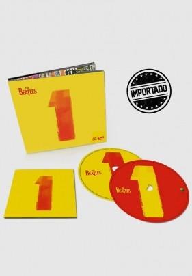 CD+DVD The Beatles ´´1´´