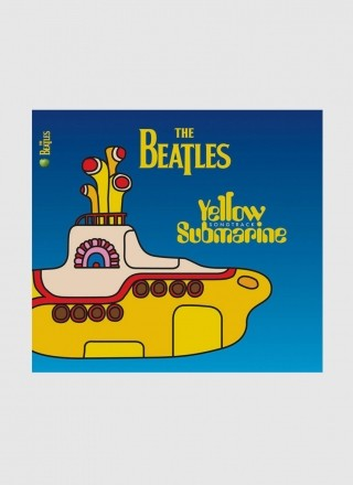 CD The Beatles - Yellow Submarine - Songtrack