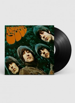 LP IMPORTADO The Beatles Rubber Soul