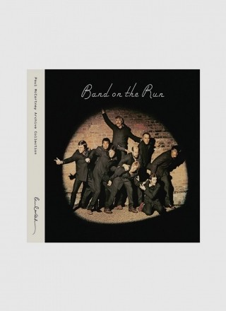 CD Box IMPORTADO Paul McCartney Band on the Run (3 CDs + 1 DVD)