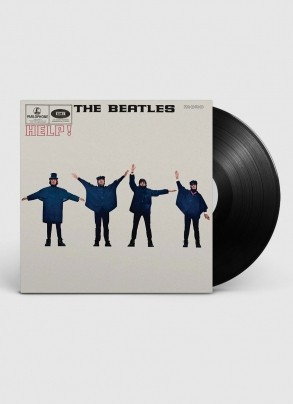 LP The Beatles Help!