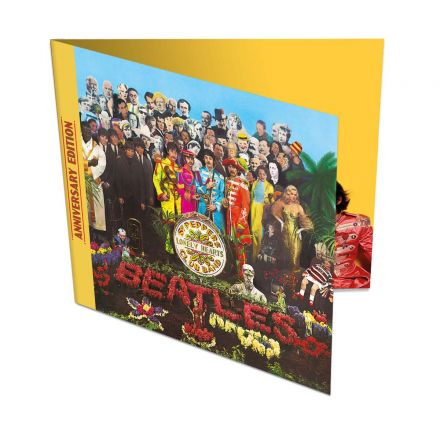 CD NACIONAL Sgt. Pepper´s Lonely Hearts Club Band Anniversary Edition