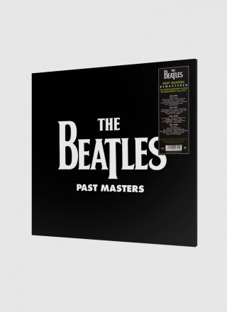 LP Duplo The Beatles - Past Masters Volume 1 e 2