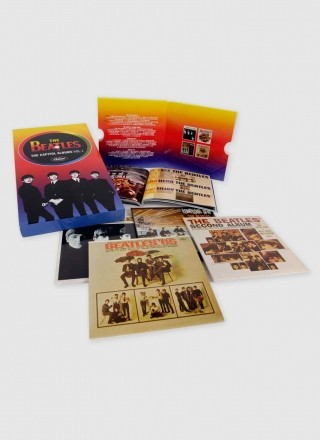 CD Box The Beatles - The Capitol Albums Volume 1
