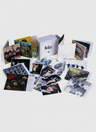 CD Box The Beatles - Mono Box Set