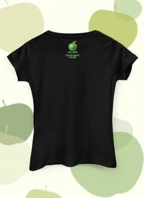 Camiseta Feminina The Beatles On Apple Fone