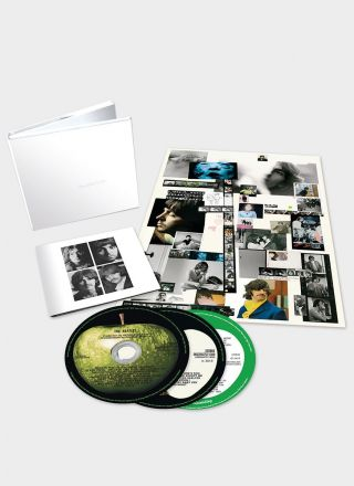 CD Triplo The Beatles White Album Deluxe