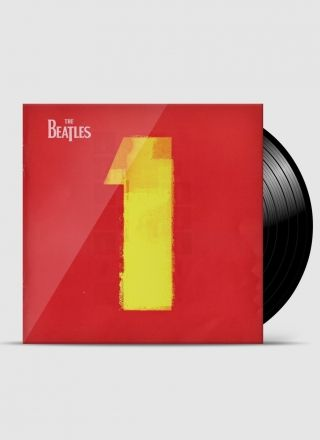 LP Duplo IMPORTADO The Beatles 1