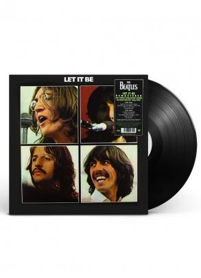 LP Importado The Beatles Let It Be