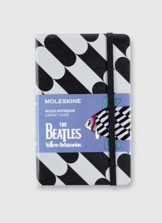 Moleskine The Beatles Black Fish