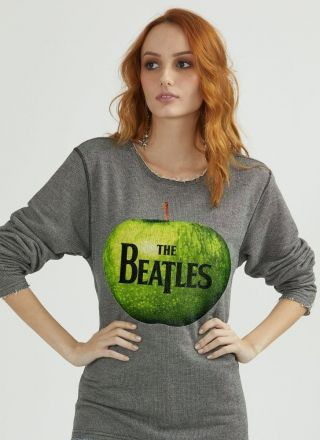 Moletinho Texturizado The Beatles Apple Records