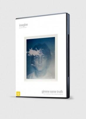 DVD John Lennon Imagine & Gimme Some Truth