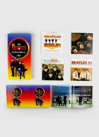 Produto IMPORTADO CD Box The Beatles The Capitol Albums Volume 2