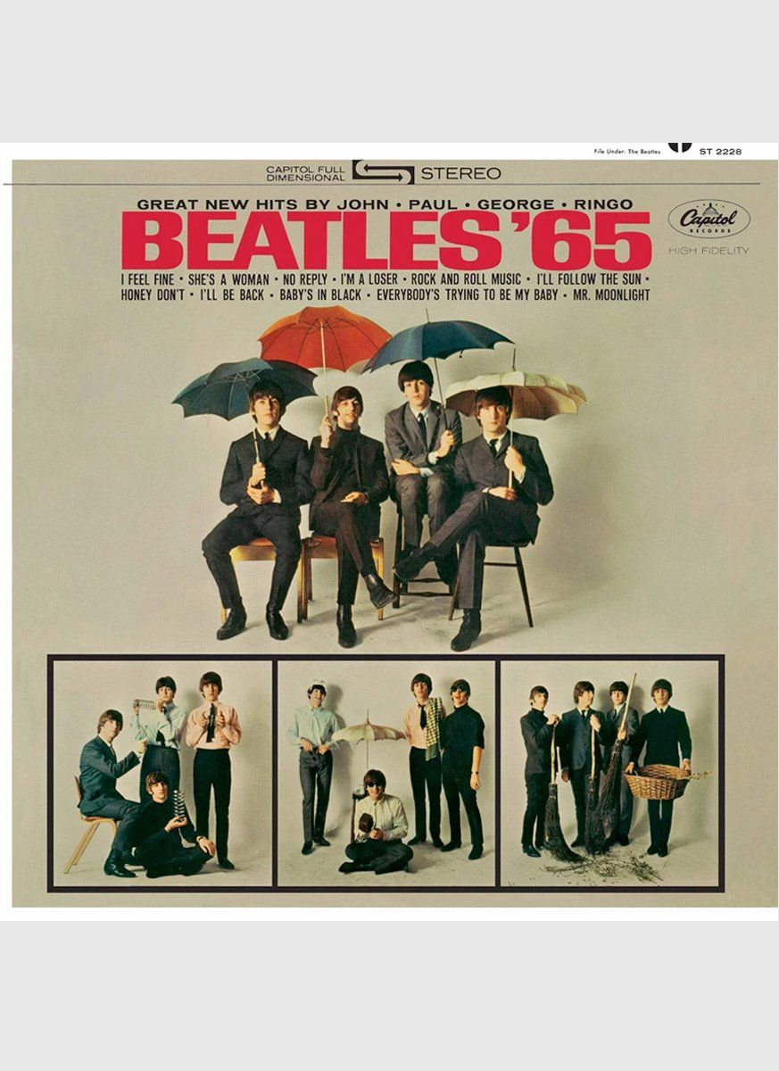 CD The Beatles - Beatles ´65