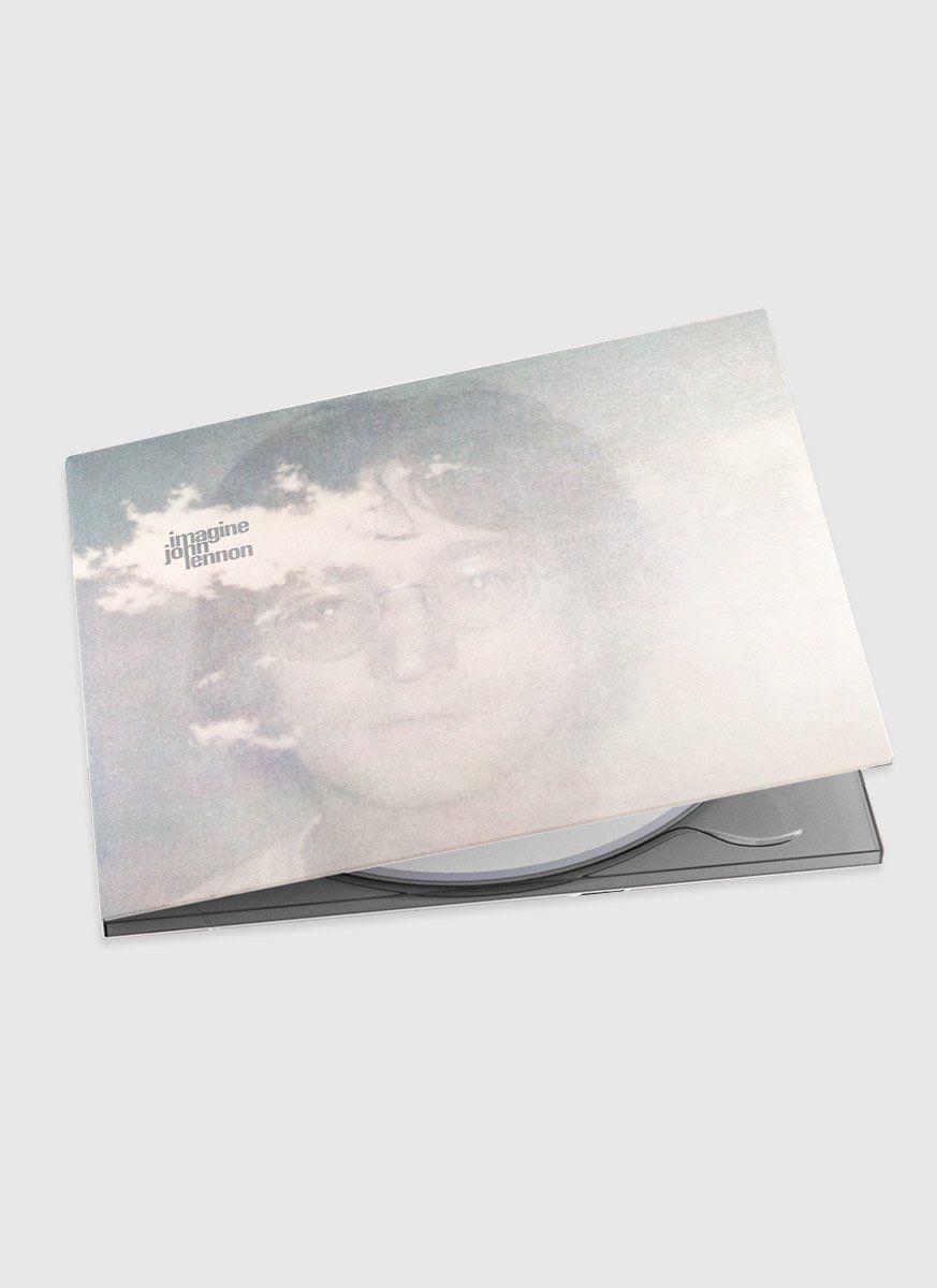 CD Duplo John Lennon Imagine The Ultimate Collection Deluxe