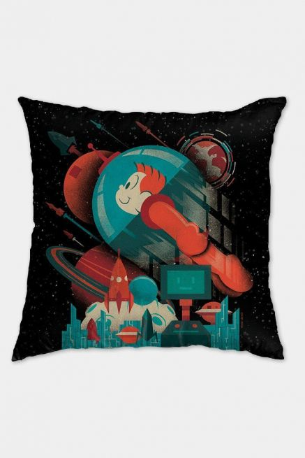 Almofada de Tecido Turma da Mônica Astronauta