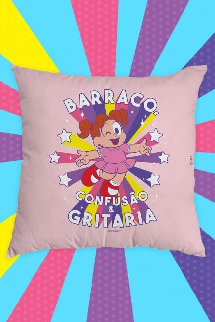 Almofada Turma da Mônica Denise Barraco, Confusão e Gritaria