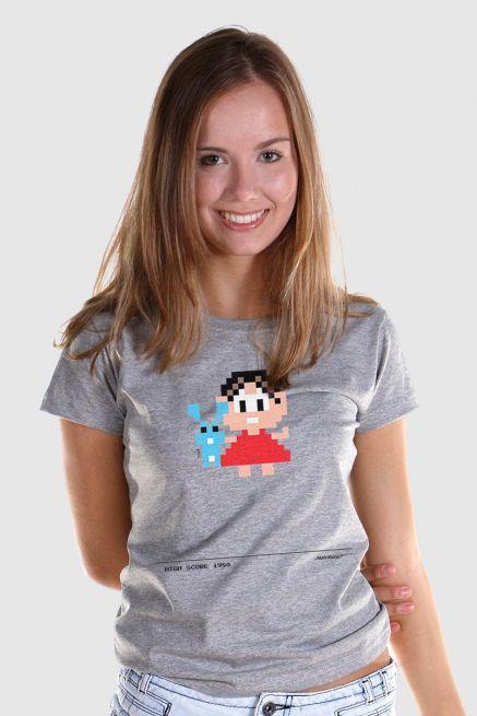 Camiseta Feminina Turma da Mônica 50 Anos Modelo 6 Anos 80