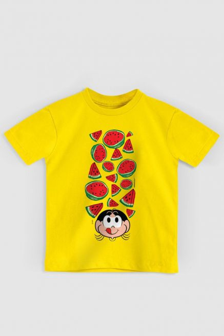Camiseta Infantil Magali 50 Anos Hungry
