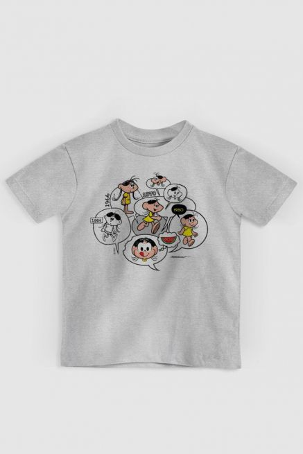 Camiseta Infantil Magali 50 Anos Since 1964