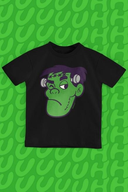 Camiseta Infantil Turma da Mônica Frank Face