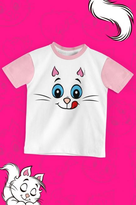 Camiseta Infantil Turma da Mônica Mingau Boquinha