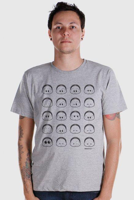 Camiseta Masculina Turma da Mônica Toy Look Mônica