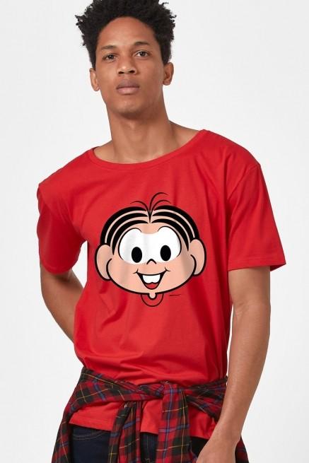 Camiseta Turma da Mônica Rostinho Mônica