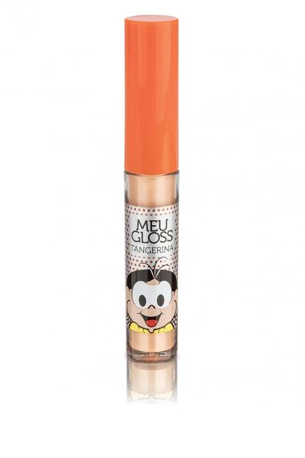 Meu Lip Gloss Turma da Mônica Magali Tangerina